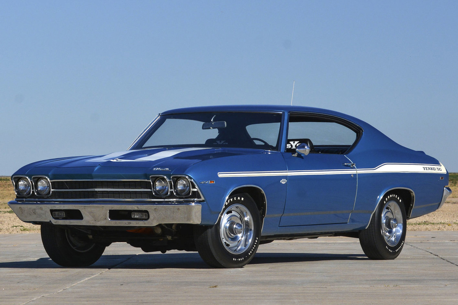 A History of Chevy\'s Ultimate Muscle Car: The Chevelle Super Sport ...