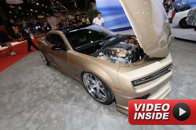 Glamour Galore - K&N Sponsored Vehicles at SEMA