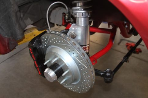 Project Respect Update: Raising Respectability With Baer Brakes