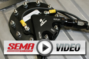 SEMA 2012: Aeromotive Introduces Universal Phantom Musclecar System