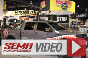 SEMA 2013: Mickey Thompson Delivers News For Truck, Street And Strip
