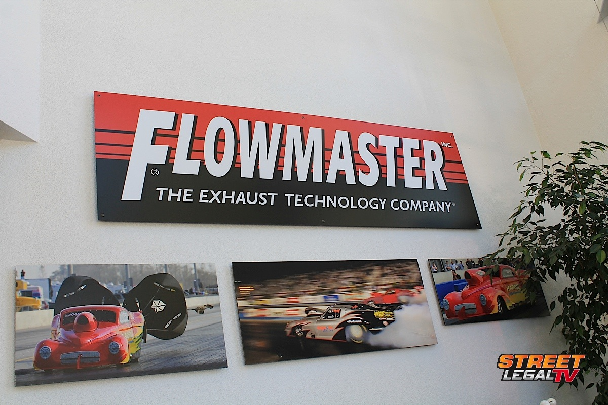 Video Tour: We Take A Look Behind The Welds At Flowmaster Mufflers