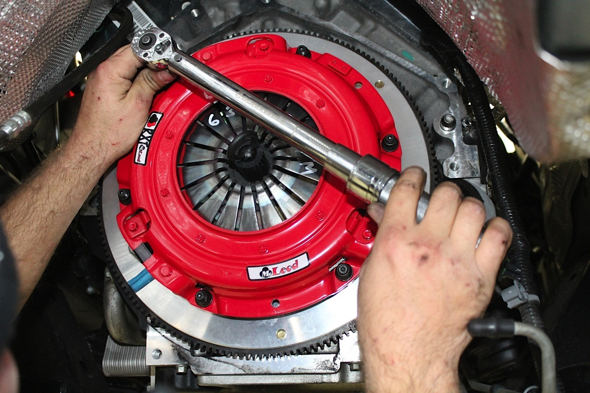 Project 5th Gen Gets McLeod's RXT Clutch to Prepare for Supercharger