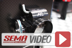 SEMA 2014: Holley's New LS Parts - Throttle Bodies And Swap Oil Pans
