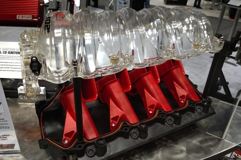 PRI 2014: FAST Introduces Modifiable LSXr Intake Manifolds