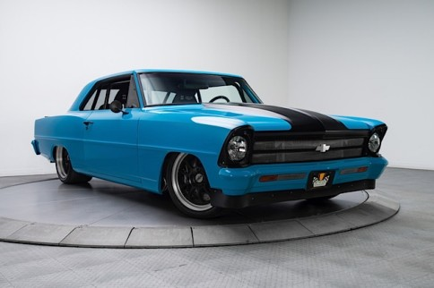 "Video: 1967 Pro-Touring Chevy Nova's Style And Beauty Is ""II Much"""