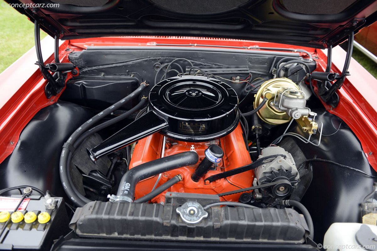 Engine Options for the 1964 Chevelle - Chevy Hardcore