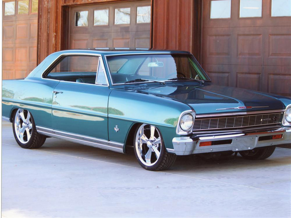 Chevy Nova: The Car That Almost Didn\'t Go - Chevy Hardcore