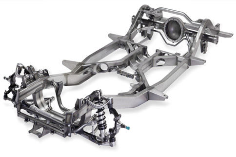 AME Introduces New GT Sport Chassis For C1 Corvettes