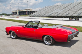 1970 Chevelle SS Convertible: The Red One