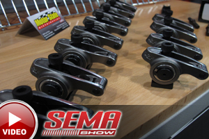 SEMA 2015: PRW Industries Delivers Upgraded Rocker Arms