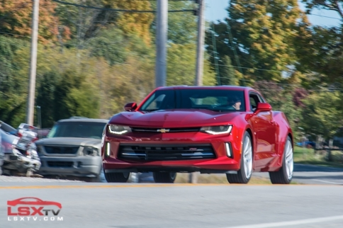 Finding New Roads In The 2016 Chevrolet Camaro