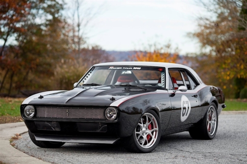 Video: Behold This Custom '67 Camaro With A Surprise Inside