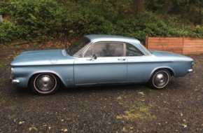 One Rare 1962 Chevy Corvair With Endless Possibilities