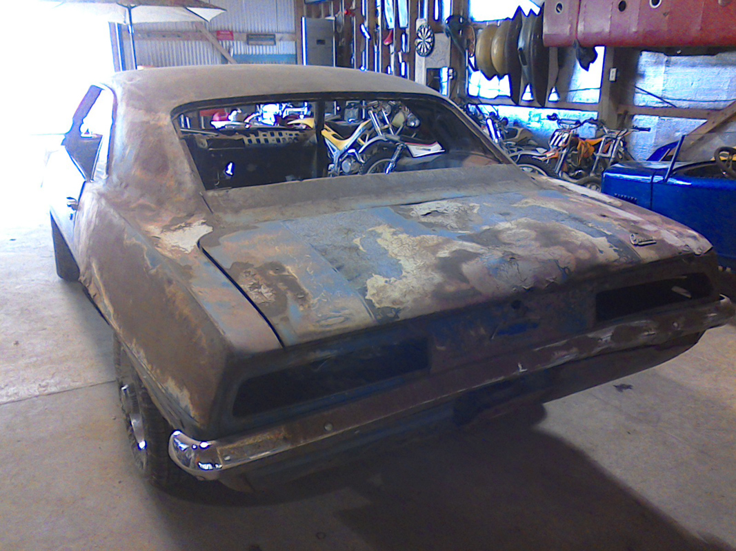 Caught on Craigslist: 1969 Camaro for only $3950