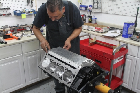 Tech: Building The Motown LS For Big Power With CPR Engines