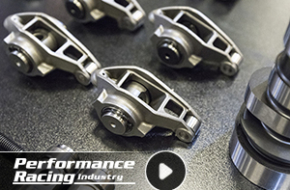 PRI 2016: Texas Speed Launches OEM Style LS Roller Rocker Arms