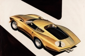 Scarab Club Celebrates Corvette Design