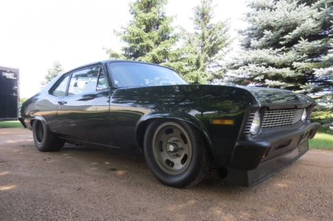 Video: Nathan Shaw's LSX Powered Seven-Second Street Driven Nova