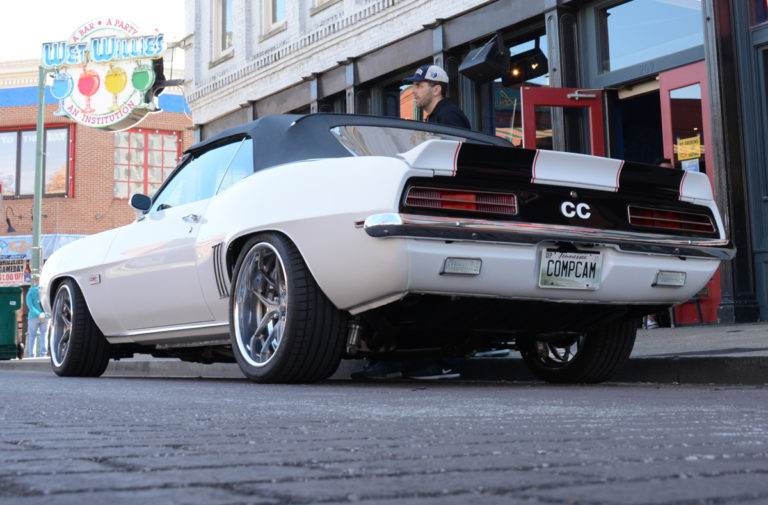 Video: Comp Cams' '69 Camaro Is On The Road Again