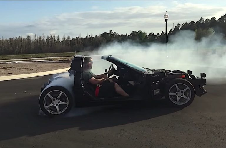 Cleetus McFarland And 1320video Go Head To Head In Corvette Build
