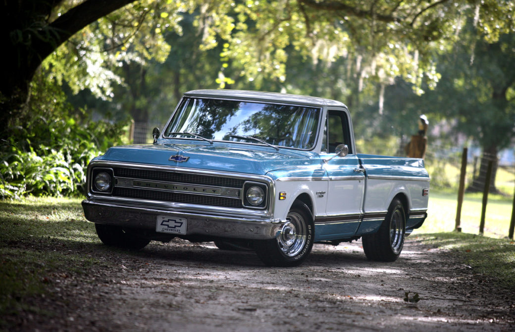 This '70 Chevy C10 Is The Epitome Of A Classic Hauler