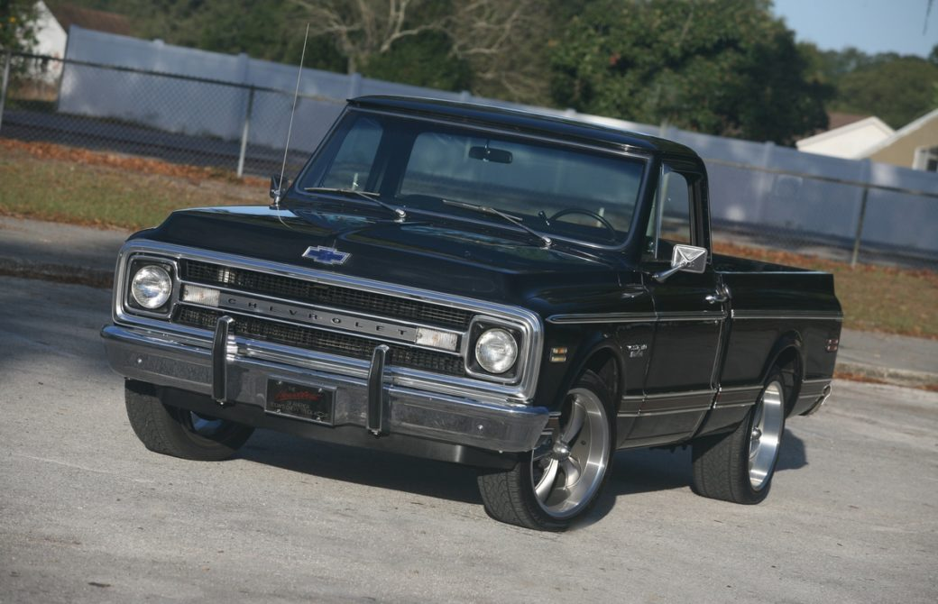 This '69 C10 Is A True Back Road Jackpot
