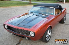 This 1968 Camaro Restomod Is Too Clean For John Wick To Touch