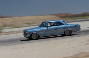 Air Flow Research Sponsors Car Show/Autocross With V8Builds