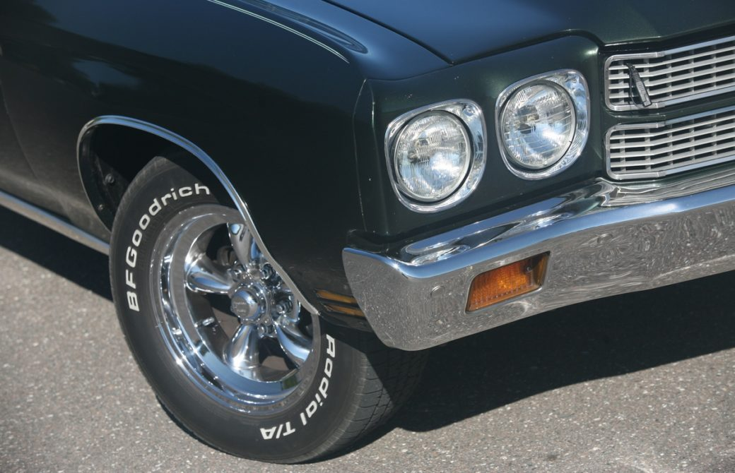 This '70 Chevelle Might Be The Perfect Cruiser