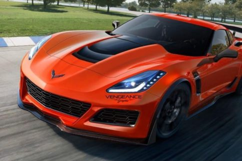 Locked and Loaded! 2018 Corvette ZR1 Specs Nailed Down