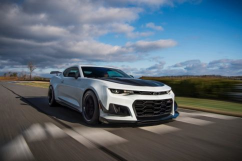 General Motors Releases ZL1 1LE Nürburgring Teaser Video