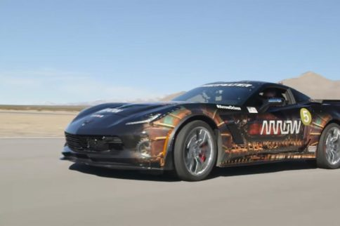 Racing Heart-Sam Schmidt Takes Jay Leno For The Ride Of His Life
