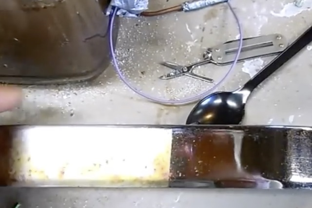 Video: Rust Removal By Electrolysis – Not As Easy As It Seems