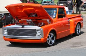 Top Chevys At The Street Machine Summer Nationals