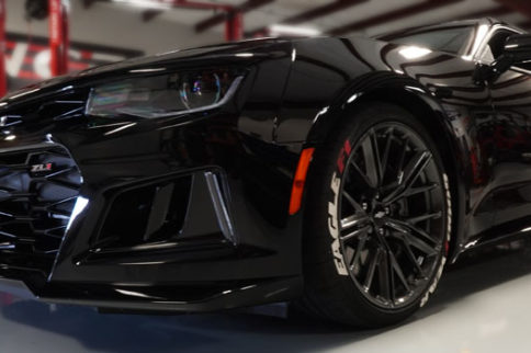 Video: Vengeance Racing Releases First 1,000 RWHP Sixth-Gen ZL1