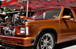 LSX Build of the Month: Barry Cook's 8-Second Chevy Blazer