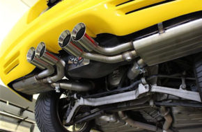 Video: We Install Billy Boat Exhaust's Fusion System On C5 Corvette