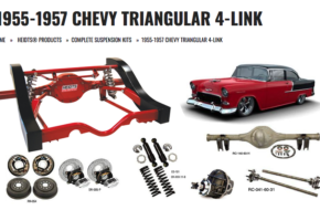 Heidts Hot Rod & Muscle Car Parts Acquires Chassis Engineering Inc.