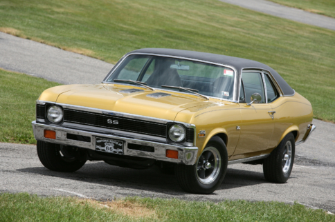 Home-Built Hero: This '72 Nova Is More Than Just A Car, It's Family