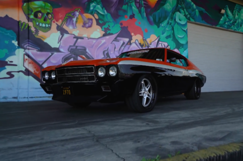 This 1,000HP Chevelle Is The Epitome Of A Clean Classic
