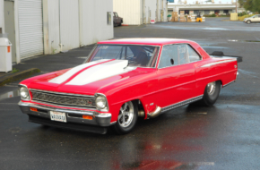 Californian Jerry Kolby And His '66 Nova Prove Age Is Only A Number