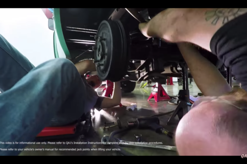 Install A '63-'72 Chevy C10 Rear Suspension Like A Pro With QA1