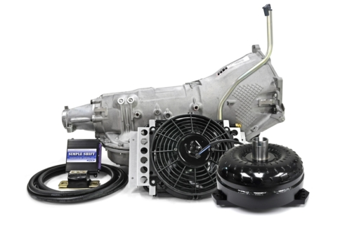 ATI Introduces 4L85E Street Rod Packages For Up To 1,500HP