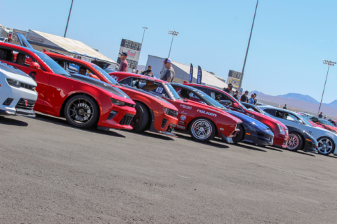 2018 Holley LS Fest West Kicks Off With A Bang