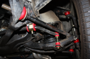 Energy Suspension: 1966 Impala SS Suspension Bushing Upgrade