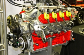 Ilmor Engineering 396 ARCA Engine Assembled At Light Speed