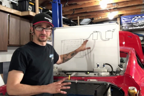 Looking At Custom Cooling System Tanks with Shane Whalley and Canton