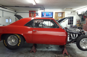 Rick Jones Reunited With His First Race Car After 32 Years
