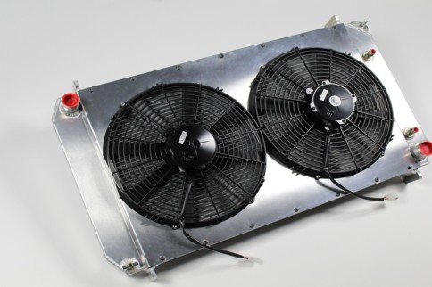 GC Cooling Introduces Drop-In Radiator And Fan Combo For C10s